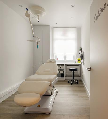 Sarasin Clinic praktijkruimte